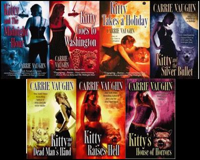 Kitty Norville series