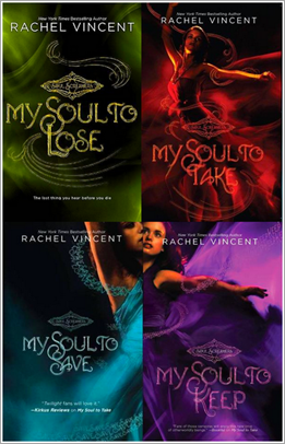 soul screamers series books 1 to 4