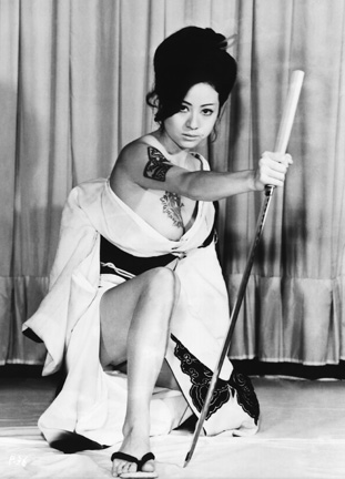 The Sexy and Righteous Reiko Ike.