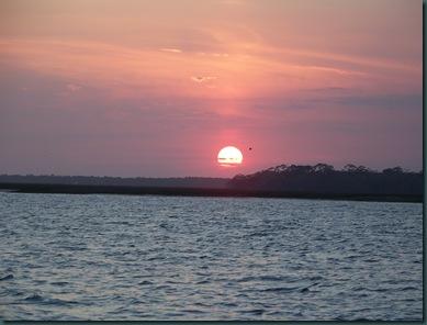 3.15.09 sunset at Fernandina Beach 003