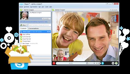 PChome-Skype 4.0