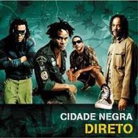 Cd Cidade Negra - Direto