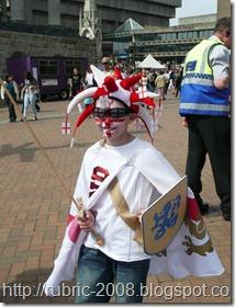 День св.Георгия в Бирмингеме