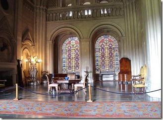 Замок Пенрин, Гранд холл