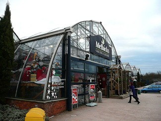 Melbicks garden centre
