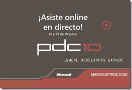 Microsoft PDC 2010