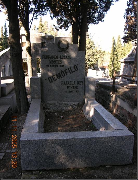 Demofilo- Almudena