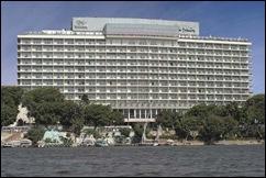 Nile Hilton - exterior