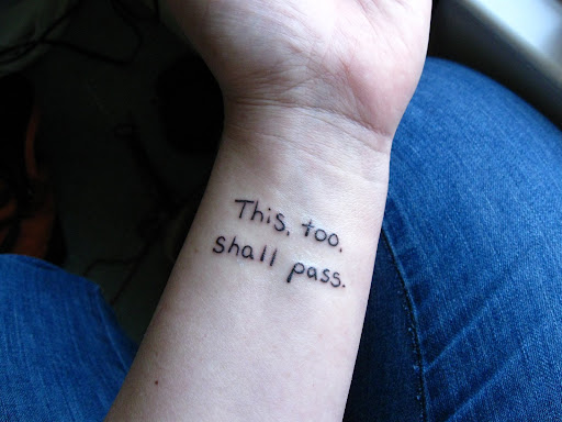 literarytattoos Text tattoo