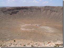 meteor crater 640 x 480