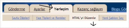 HTMLyi-Düzenle