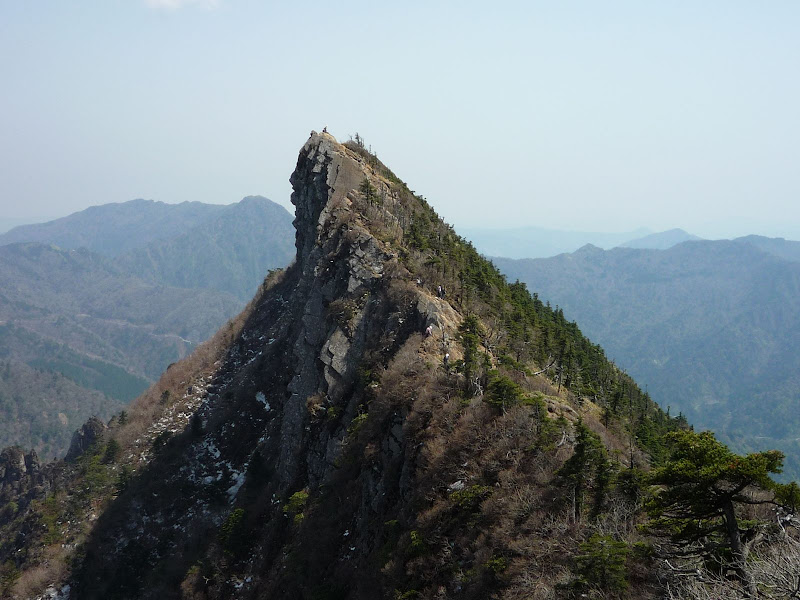 Ishizuchi Quasi-National Park