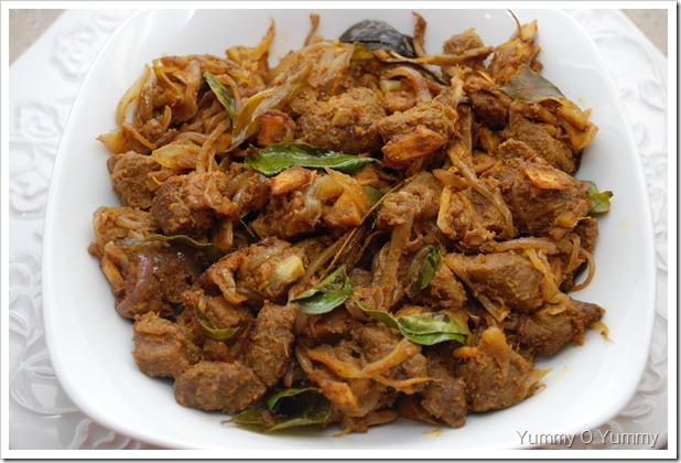 Beef Roast / Nadan Beef Roast