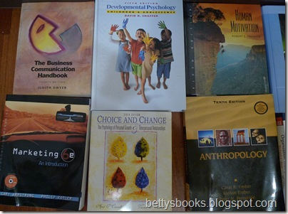 Textbooks RM20
