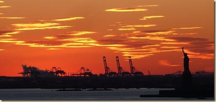sunset Brooklyn Br