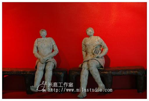 2010幸福時光-陶藝生活美學邀請展-展覽情景