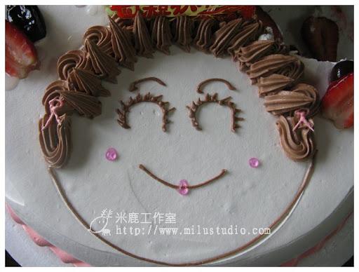 母親節聚會-蛋糕