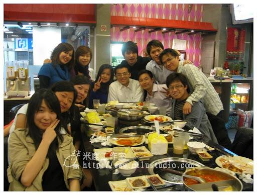 中西畫室朋友聚會