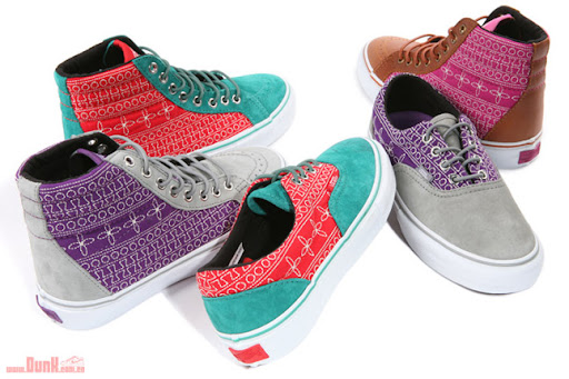 VANS INCA FLOWER PACK