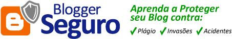 "E-book ""Blogger Seguro"""