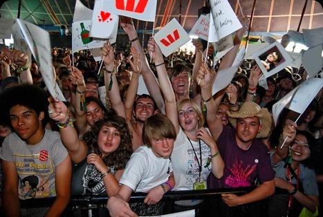 Crowd Scene - Westpac