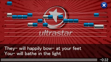 Screenshot of UltraStar Karaoke Lite