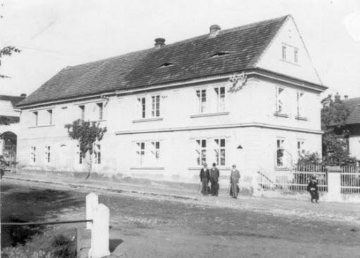 Domov Bechlín - Objekt domu 1930