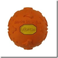 3in Vibram Ball orange