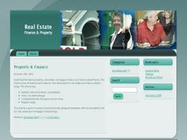 Property and Mortgages Theme