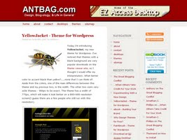 Networker 10 Free Wordpress Theme