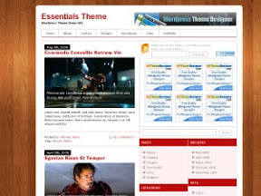 Mag Essentials Free Wordpress Theme