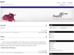 Eyebo Free Wordpress Theme