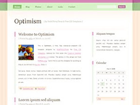 Finance Optimisim Free Wordpress Theme