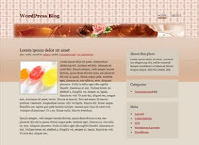Food theme3 free wordpress theme