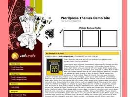 Online Casino Template 188