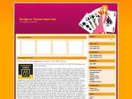 Online Casino Template 222