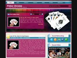 Poker Chrome