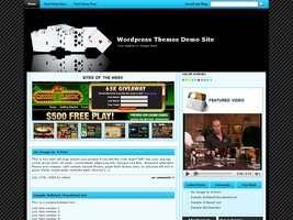 Online Casino Template 21