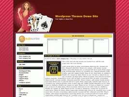Online Casino Template 35