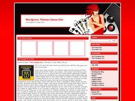 Online Casino Template 554