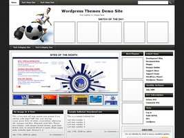 Football Wordpress Theme 3