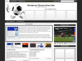 Football Wordpress Theme 5