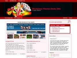 Online Casino Template 561