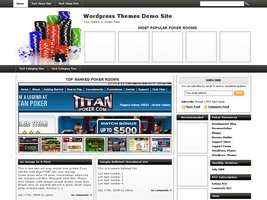 Online Casino Template 612