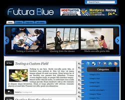 Futura Blue