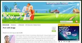 Beautiful Wordpress Theme - GreenPlaza