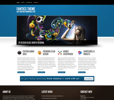 Assas Wordpress Themes