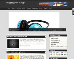 ElegantBlack WordPress Theme