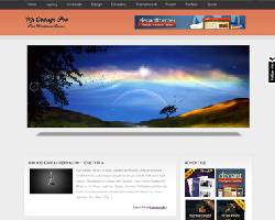 Wp Orange Pro Magazine WordPress Theme