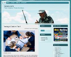 Sport Fishing WP Theme 3